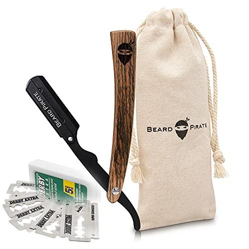 Beard-Pirate -  ® Rasiermesser mit