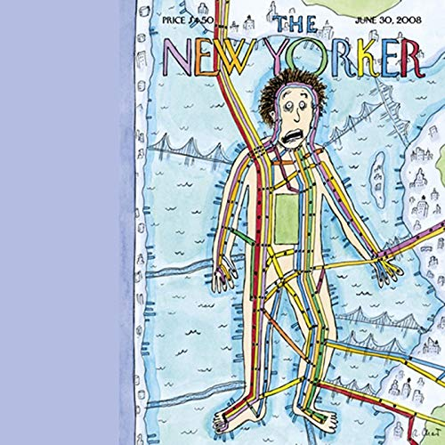 The New Yorker, June 30, 2008 (Atul Gawande, Frances FitzGerald, Dorothy Wickenden) audiobook cover art