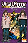 Vigilante : My Hero Academia Illegals Edition simple Tome 8