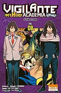 Vigilante : My Hero Academia Illegals Edition simple Tome 8
