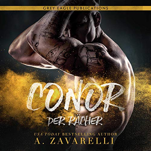 Conor - Der Rächer Titelbild