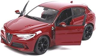 LBPLWY Auto Portachiavi,per Alfa Romeo 159 147 Giulietta Creativo Portafortuna Quadrifoglio Portachiavi Portachiavi Accessori Auto Portachiavi Foglia