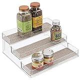 mDesign Estantería para botes de especias – práctico accesorio de cocina...