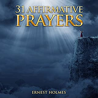 31 Affirmative Prayers audiobook cover art