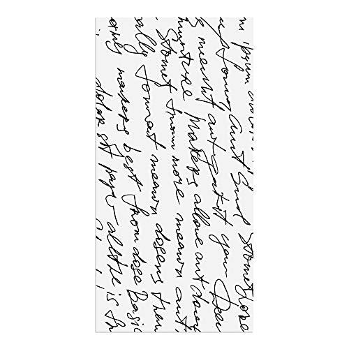 Alfombra Vinílica para Cocina, 100 x 50 cm, Alfombra de Vinilo Antideslizante y Lavable, Multiuso, ALV-012