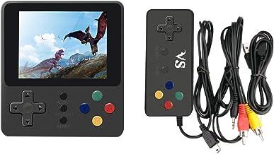 GGsheng Mini console de jeu rétro 500 en 1 pour enfants, 500 jeux intégrés.