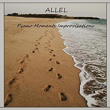 Piano Moments Improvisations