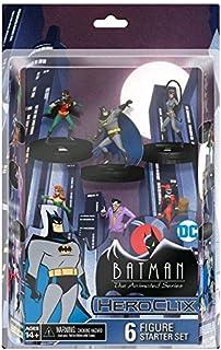 Wizkids CMG  DC Comics HeroClix Batman The Animated Series Starter Set