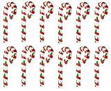 Lot of 12Jumbo aufblasbarer Weihnachtsbaum Zuckerstange Dekorationen