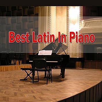 Best Latin (In Piano)