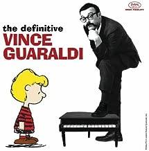 Definitive Vince Guaraldi (Bril) by Guaraldi, Vince [2009] Audio CD
