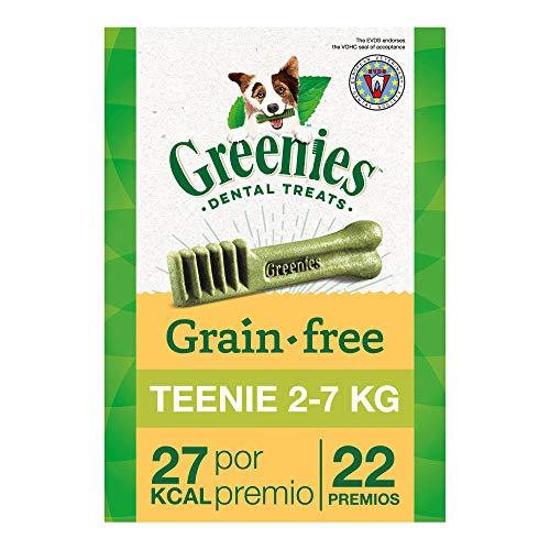 Greenies Snack Dental 100% Natural Grain free para perros Toy (Pack de 6 x 170g)