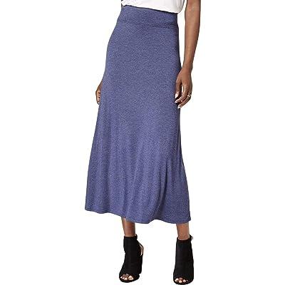 kensie Visoce Spandex Maxi Skirt