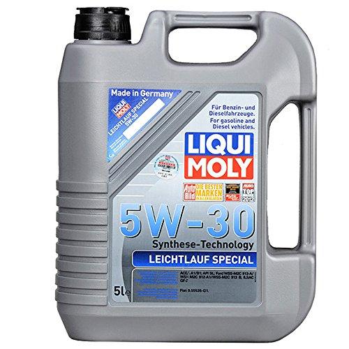 LIQUI MOLY 1164 Leichtlauf Special Motoröl 5W-30, 5 L