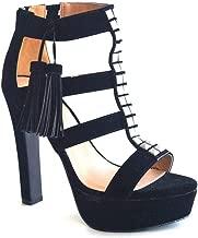 Hipster Heel Sandal For Women