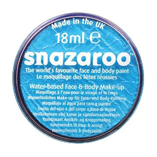 Peinture de visage Snazaroo Turquoise