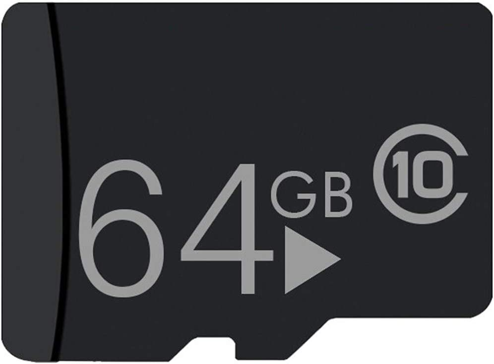 Ultra 64GB Micro SDXC UHS-I Card Class 10 with Adapter High Speed Memory Card TF Card (64G)