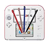 UUShop 5 Pcs Stylish Color Touch Stylus Pen Touch Pen for Nintendo 2DS/3DS(NOT for New Version) Gamepad