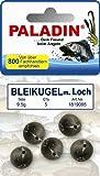 Bleikugeln Kugelblei Blei Angelbleie Bleie Loch, Gewicht:12g