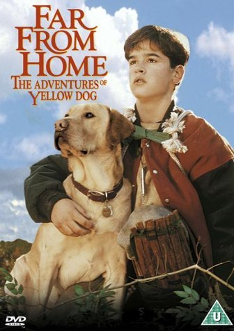 Far from Home: The Adventures of Yellow Dog [DVD] by Mimi Rogers