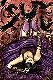 Editions Ricordi 2801N24025 - Puzzle de 1000 Piezas del Cuadro Scarlet Gothica: Dama de los Cuervos