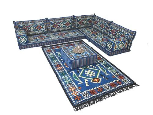 Arabic Corner Sofa Set