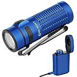 Olight Baton 3 Kit Linterna LED Recargable Pequeño,1200 Lumens 6 Modo Impermeable IPX8,Mini Linterna...