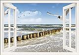 Artland Qualitätsbilder I Poster Kunstdruck Bilder 70 x 50