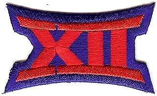 Big 12 XII Conference Team Jersey Uniform Patch Kansas Jayhawks