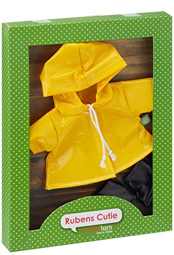 Rubens Barn 150034Schönheit Rainy Day Outfit für weiche Puppe