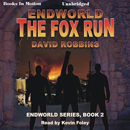 The Fox Run audiobook cover art