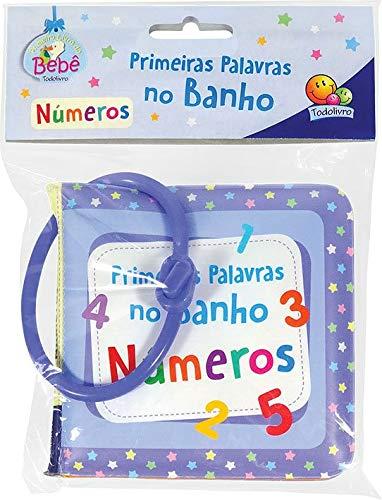 Primeiras palavras no banho: Números