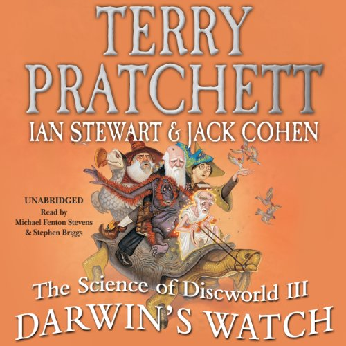 The Science of Discworld III audiobook cover art