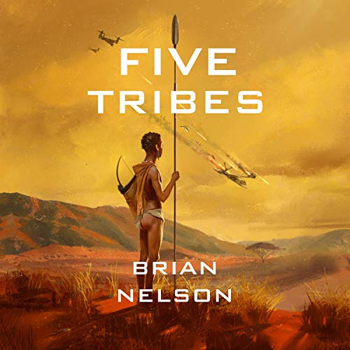 Five Tribes Audiobook By Brian Nelson cover art
