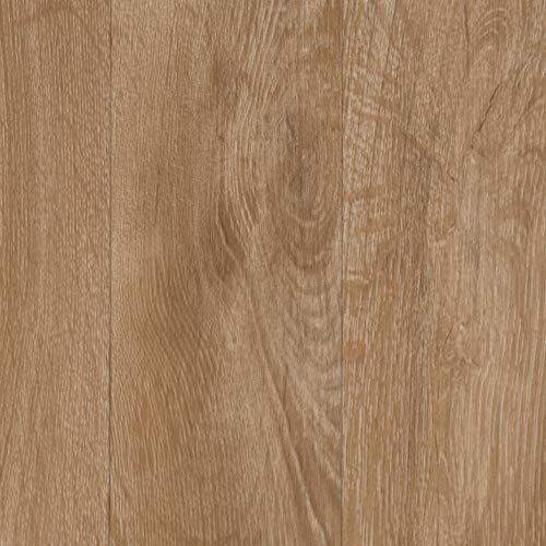 TAPETENSPEZI PVC Bodenbelag Holzoptik Eiche | Vinylboden in 3m Breite & 6m Länge | Fußbodenheizung geeignet | Vinyl Plankenstrapazierfähig & pflegeleicht | Fußbodenbelag für Gewerbe und Wohnbereich