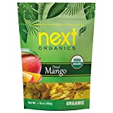 Next Organics Dried Mango, 16 oz Bag (Pack of 1)
