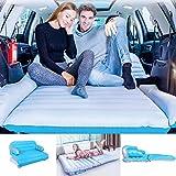 WEY&FLY 3 in 1 SUV Air Mattress Inflatable Sofa Car Air Mattress...