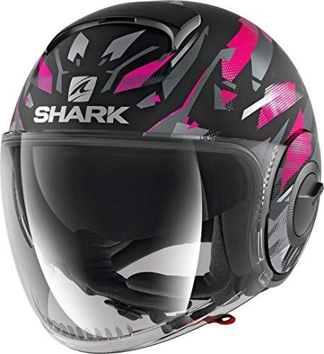 Shark - Casco da moto NANO KANHJI MAT KSV