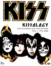 Kiss -- Kissology: The Ultimate Kiss Collection, Volume 3 (1992-2000) (Limited Edition 5-Disc Set with Bonus DVD of 1996 Concert From The Reunion Tour, Madison Square Garden in New York)