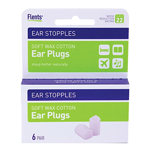 Flents Ear Stopples 6's (6 boxes 6 units) by Flents.