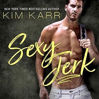 Sexy Jerk audiobook cover art