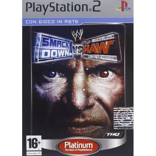 WWE Smackdown Vs Raw Platinum Ps2