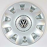 Volkswagen 1J0601147PGJW Radkappe (1 Stück) Radvollblende 15 Zoll Radzierblende