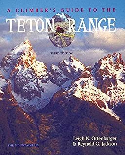 Brand: Mountaineers Books Climbers Guide to the Teton Range