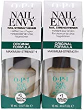 ORIGINAL Formula Nail Envy Strengthener Nail Treatment with Wheat Protein 15ml/0.5oz x Pack of 2