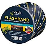 Image of Bostik 339065-STX (Evo-stik) Roll Grey Flashband 150mm X 10m 210004