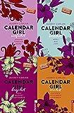 Calendar Girls-Serie Band 1-4 plus 1 exklusives Postkartenset