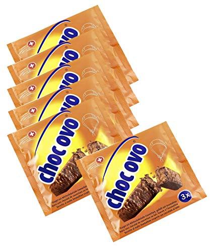 Ovomaltine Choc Ovo, confezione da 3 - 60gr - 6x