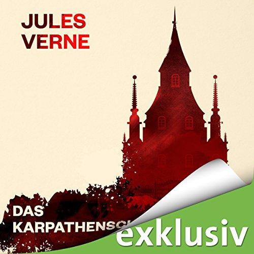 Das Karpathenschloss audiobook cover art