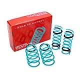 Godspeed LS-TS-FD-0007 Traction-S Performance Lowering Springs For Ford Focus SE/SEL/TITANIUM 2014-18